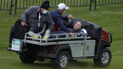 'Harry Potter' actor Tom Felton reassures fans after Ryder Cup collapse: 'I'm on the mend'